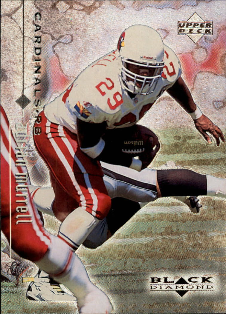 1998 Black Diamond Rookies #2 Adrian Murrell