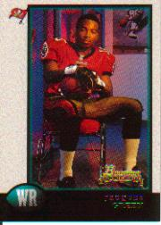 1998 Bowman #16 Jacquez Green RC