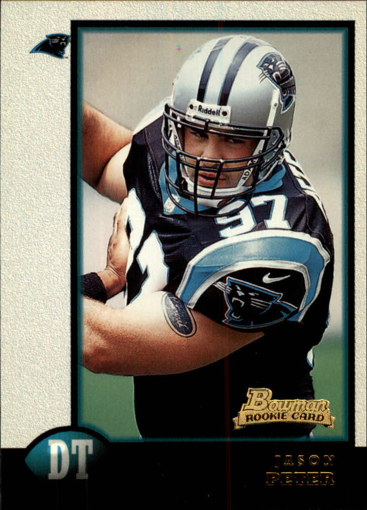1998 Bowman #18 Jason Peter RC
