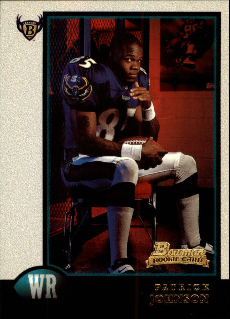 1998 Bowman #22 Pat Johnson RC