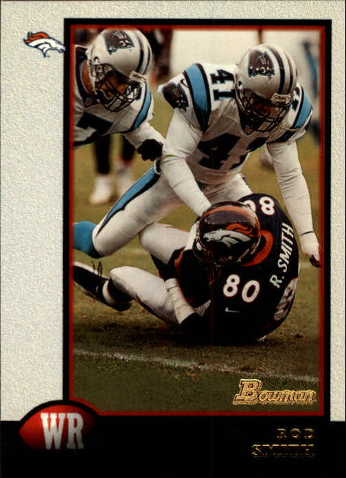 1998 Bowman #65 Rod Smith