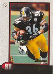 1998 Bowman #118 Jerome Bettis