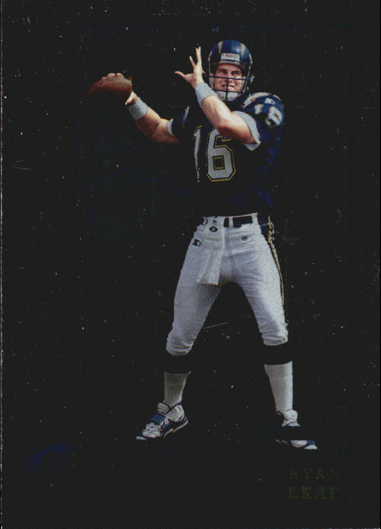 1998 Bowman Interstate #10 Ryan Leaf