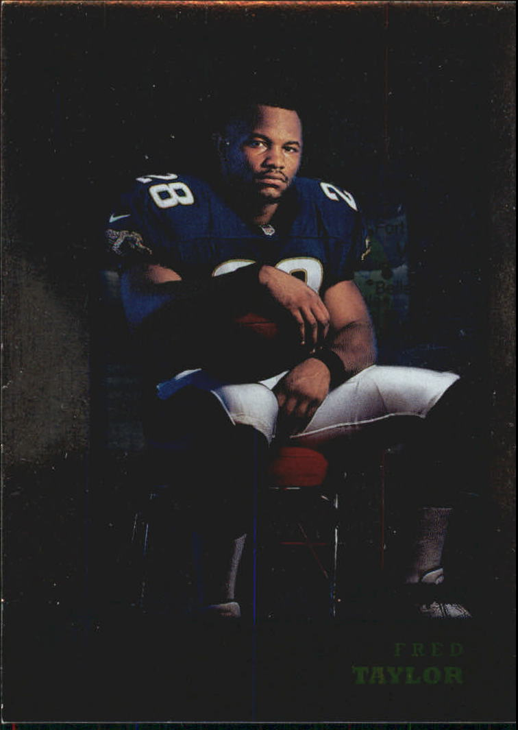 1998 Bowman Interstate #11 Fred Taylor