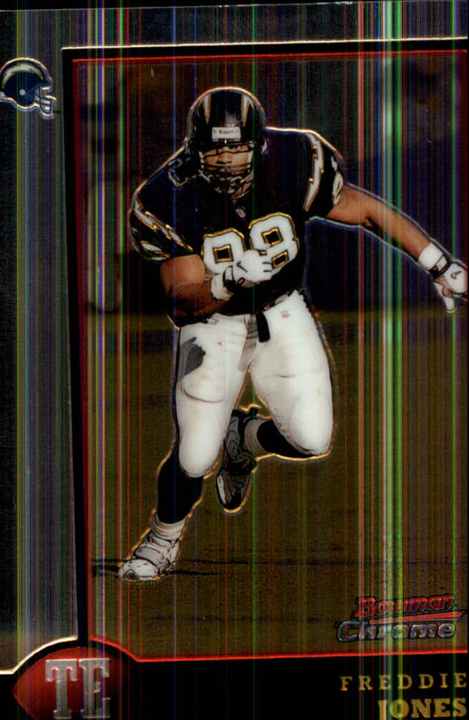 1998 Bowman Chrome #32 Freddie Jones