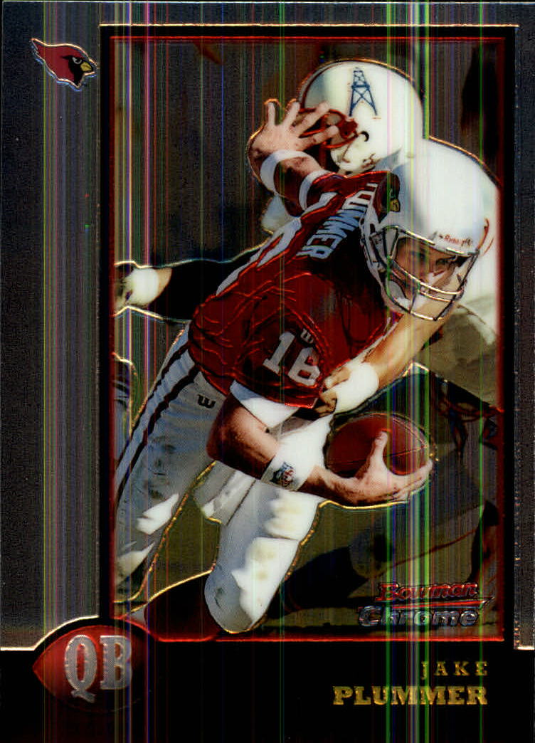 1998 Bowman Chrome #35 Jake Plummer