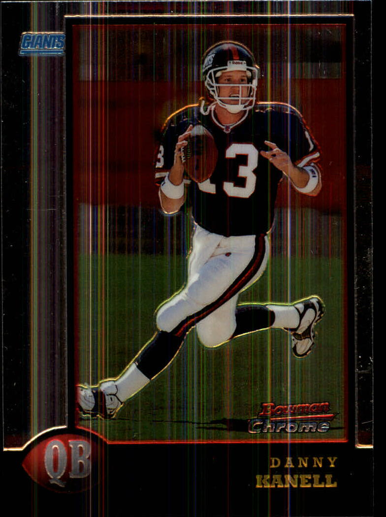 1998 Bowman Chrome #84 Danny Kanell