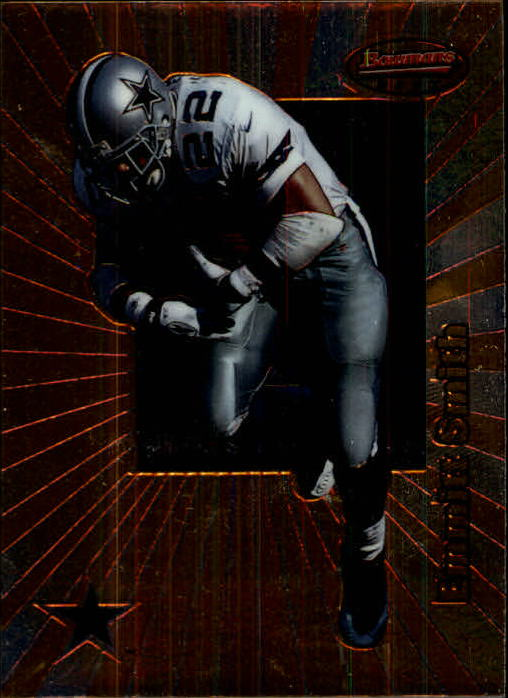 1998 Bowman's Best #1 Emmitt Smith front image