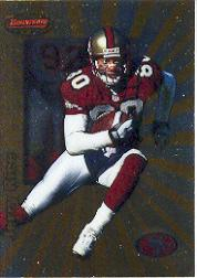 1998 Bowman's Best #20 Jerry Rice front image