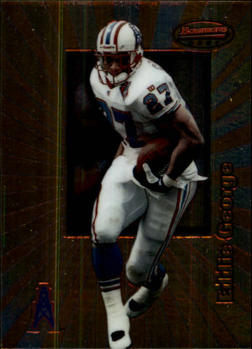 1998 Bowman's Best #27 Eddie George