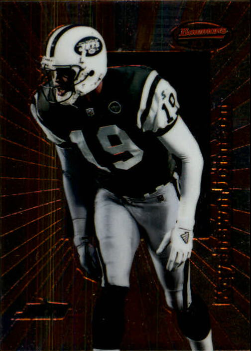 1998 Bowman's Best #87 Keyshawn Johnson