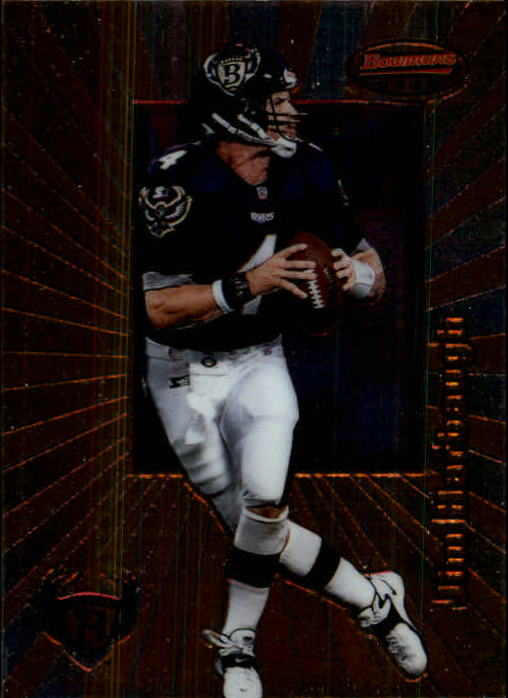 1998 Bowman's Best #95 Jim Harbaugh