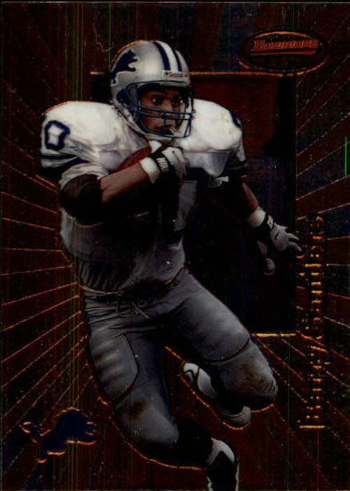 1998 Bowman's Best #100 Barry Sanders front image