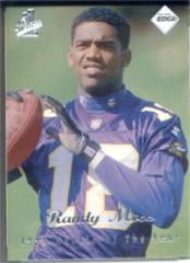 1998 Collector's Edge First Place 50-Point Silver #157 Randy Moss