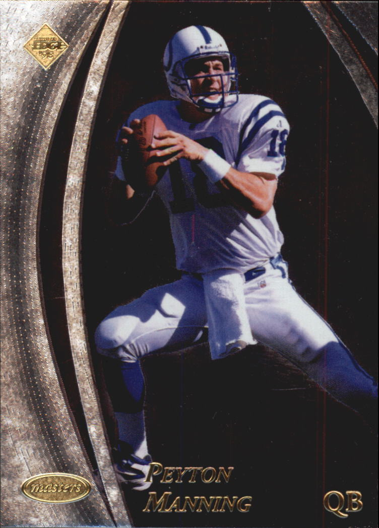 1998 Collector's Edge Masters #73 Peyton Manning RC