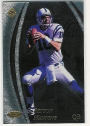 1998 Collector's Edge Masters 50-point #73 Peyton Manning