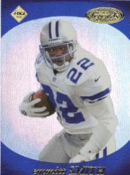 1998 Collector's Edge Masters Legends #ML7 Emmitt Smith