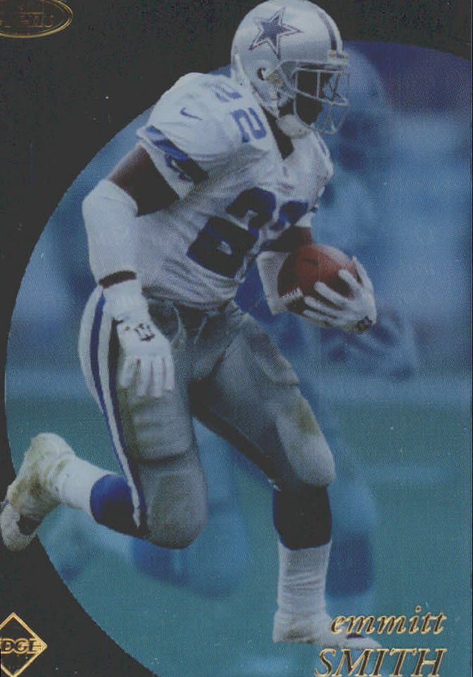 1998 Collector's Edge Masters Main Event #ME19 Emmitt Smith