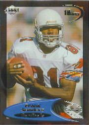 1998 Collector's Edge Odyssey Level 1 Galvanized #8 Frank Sanders
