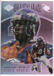 1998 Collector's Edge Odyssey Leading Edge #9 Shannon Sharpe