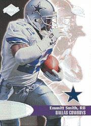 1998 Collector's Edge Odyssey Super Limited Edge #1 Emmitt Smith