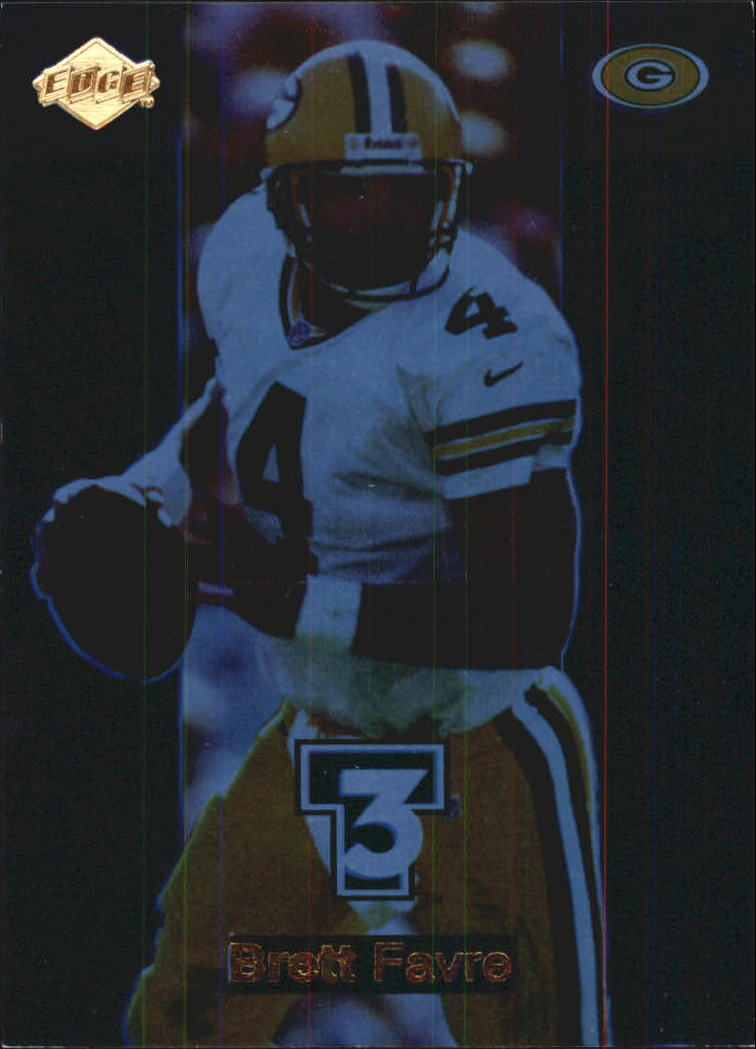 1998 CE Supreme Season Review T3 #10 Brett Favre