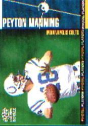 1998 Crown Royale Pivotal Players #12 Peyton Manning