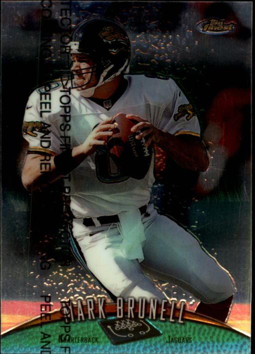 1998 Finest #20 Mark Brunell