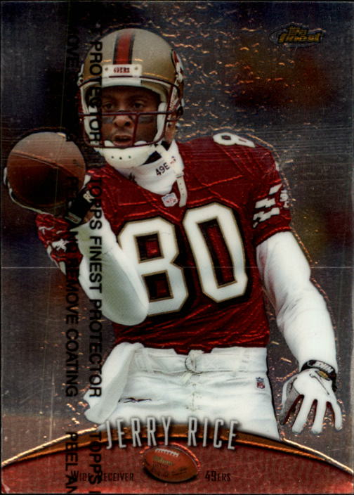 1998 Finest #151 Jerry Rice