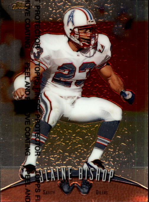 1998 Finest #176 Blaine Bishop