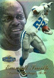 1998 Flair Showcase Row 3 #2 Emmitt Smith