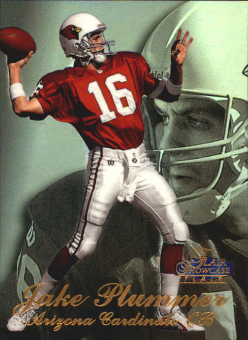 1998 Flair Showcase Row 3 #16 Jake Plummer