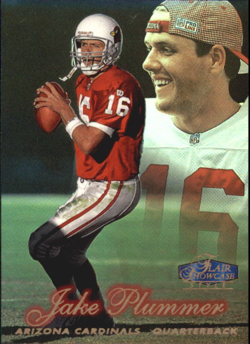 1998 Flair Showcase Row 2 #16 Jake Plummer