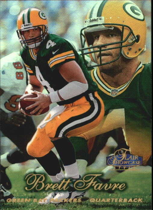 1998 Flair Showcase Row 2 #P16 Jake Plummer promo