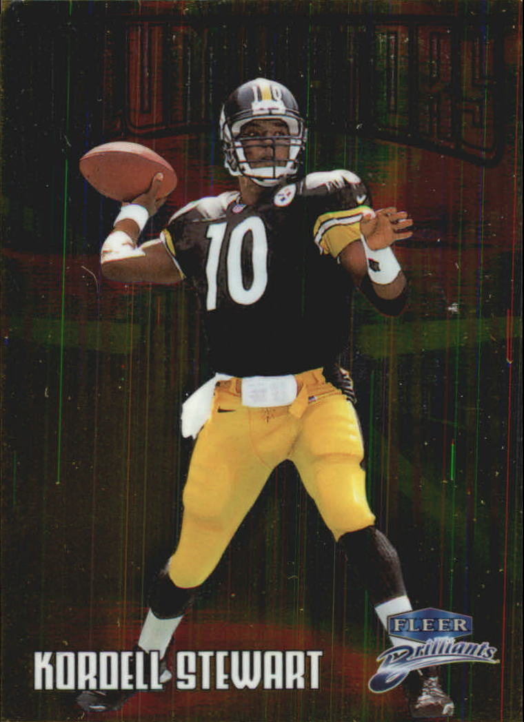 1998 Fleer Brilliants Illuminators #3 Kordell Stewart