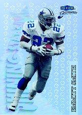 1998 Fleer Brilliants Shining Stars Pulsars #2 Emmitt Smith