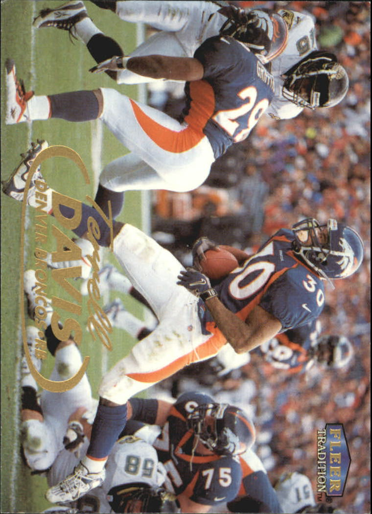1998 Fleer Tradition #50 Terrell Davis