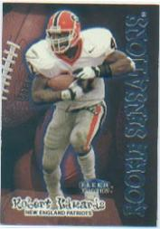 1998 Fleer Tradition Rookie Sensations #4RS Robert Edwards