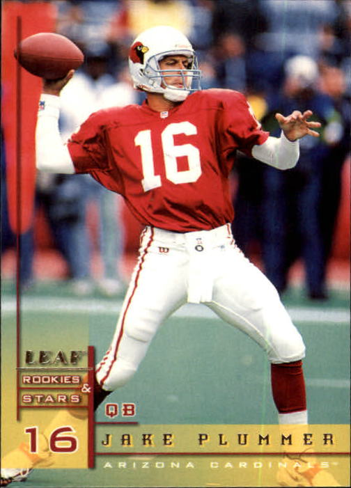 1998 Leaf Rookies and Stars #144 Jake Plummer