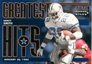 1998 Leaf Rookies and Stars Greatest Hits #11 Emmitt Smith