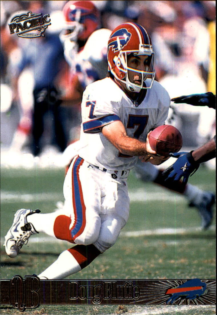 1998 Pacific #52 Doug Flutie