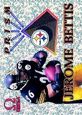 1998 Pacific Omega Prisms #14 Jerome Bettis