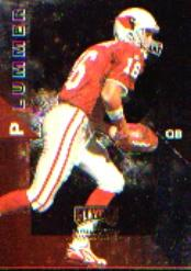 1998 Playoff Momentum Hobby #1 Jake Plummer