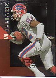 1998 Playoff Momentum Hobby #33 Kevin Williams