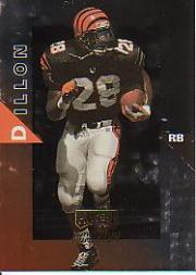 1998 Playoff Momentum Hobby #55 Corey Dillon