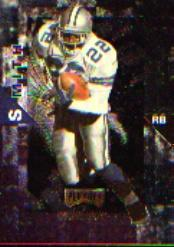 1998 Playoff Momentum Hobby #62 Emmitt Smith