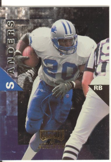 1998 Playoff Momentum Hobby #82 Barry Sanders