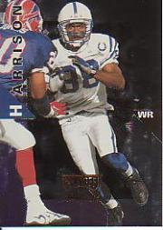 1998 Playoff Momentum Hobby #102 Marvin Harrison