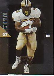 1998 Playoff Momentum Hobby #148 Lamar Smith