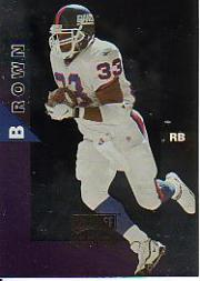 1998 Playoff Momentum Hobby #156 Gary Brown